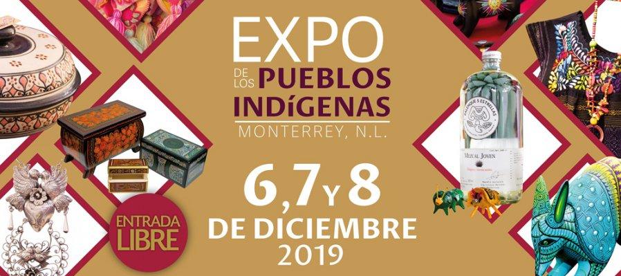 Expo de los Pueblos Indígenas