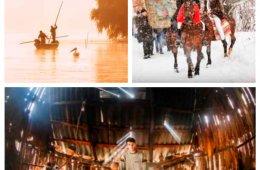 El Pueblo Rumano Tradicional, Gente y Artesanías