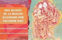 Don Quixote of La Mancha, Illustrated by Salvador Dalí