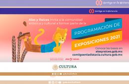Programación Exposiciones 2021