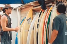 ¿Cómo se hacen las tabla de surf?