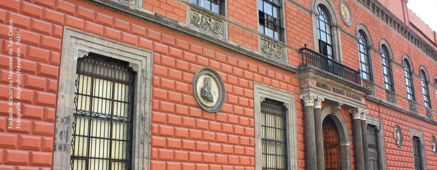 La historia de la Academia de San Carlos de México. Centro Histórico, Ciudad de México