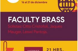 Faculty Brass Ensemble
