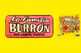 Download the Familia Burrón Series!