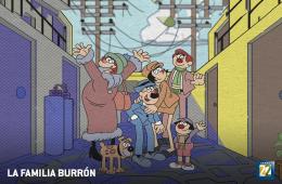 La familia Burrón. Gabriel Vargas