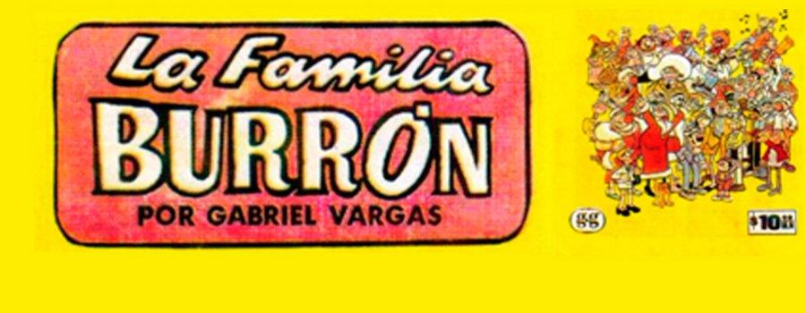 ¡Descarga la serie de La Familia Burrón!