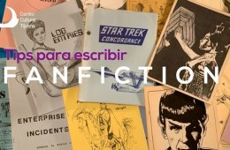 Tips para escribir Fan Fiction