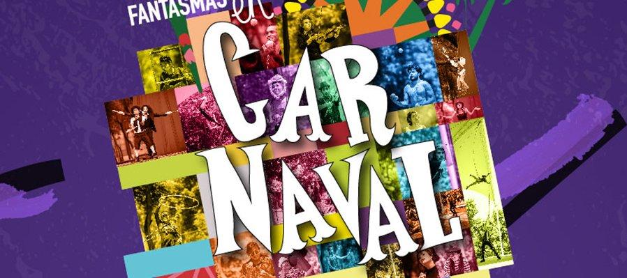 Fantasmas en Carnaval