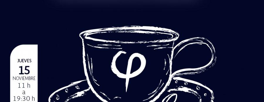 Maratón de café filosófico