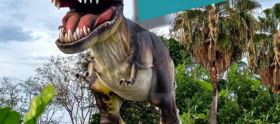 Los dinosaurios viven 3D