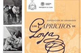 """Exposición de grabados """"Los caprichos de Goya"""""""