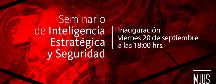 Seminario de Inteligencia Estratégica y Seguridad