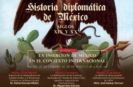 Historia diplomática de México siglos XIX y XX