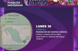 Federación de Chiapas a México