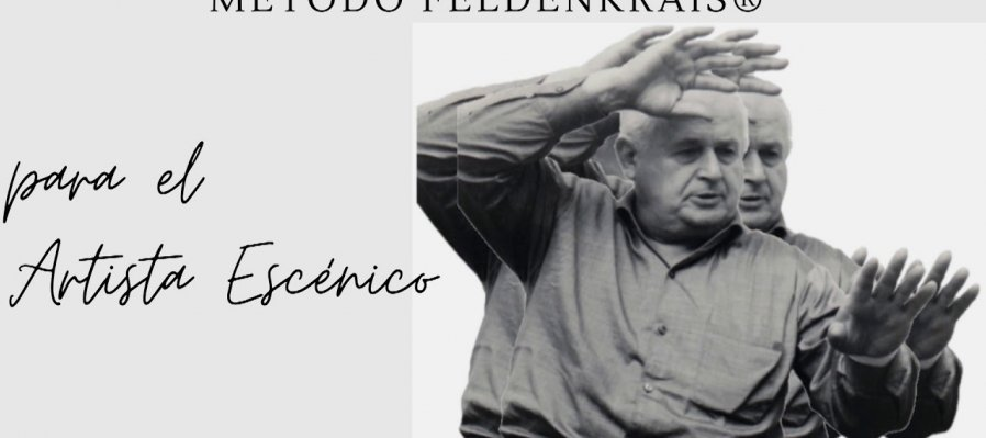 El método Feldenkrais para artistas escénicos: movimientos laterales en cuatro puntos