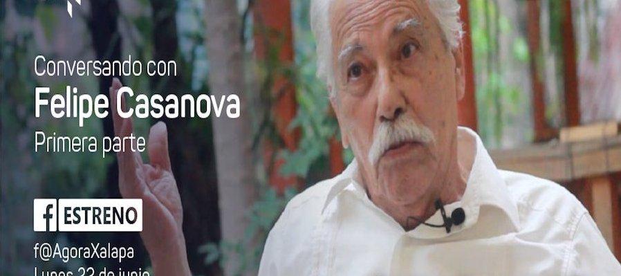 Conversando con Felipe Casanova
