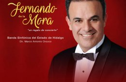 Fernando de la Mora, un regalo de concierto