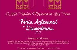 December Artisanal Fair