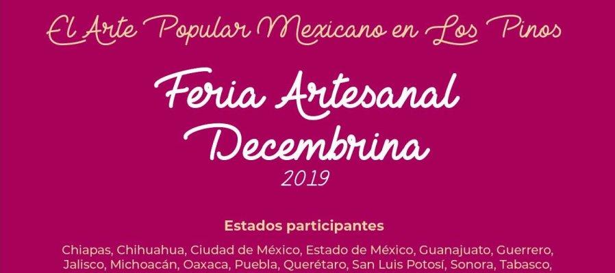 Feria Artesanal Decembrina