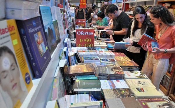 Feria del Libro en Preparatorias