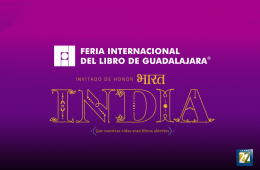 Canal 22 en la Feria Internacional del Libro de Guadalaja...
