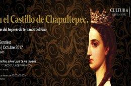 Paseo en el Castillo de Chapultepec. A 30 años de Notici...