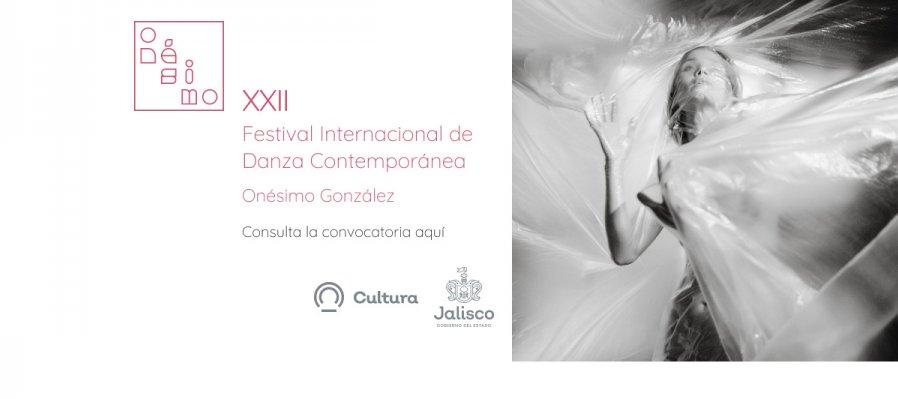 XXII Festival Internacional de Danza Contemporánea Onésimo González