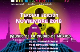 3rd STUFF MX International Independent Film Festival in M...