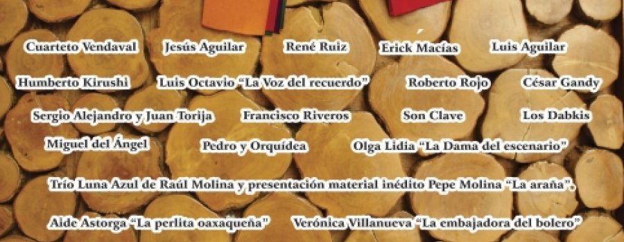 1er. Festival del cantante y músico chiapaneco