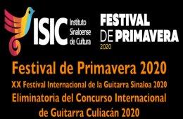 XX Festival Internacional de Guitarra de Sinaloa
