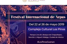 Festival Internacional de Arpas l: Ensambles de arpas tra...