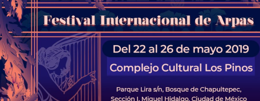 Festival Internacional de Arpas l Arpistas de Veracruz y Michoacán; de la OECCh y Noruega