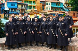 Shavnabada Vocal Ensemble of the State of Abkhazian