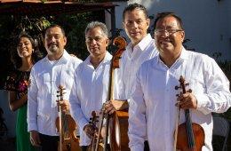 Sindy Gutiérrez y Cuarteto Scherzo