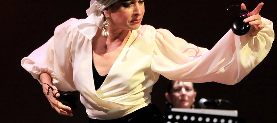 Patricia Linares, Compañía de Baile Flamenco