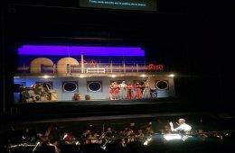 Orquesta Sinfónica del Estado de México y el Coro Polif...