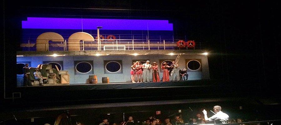 Orquesta Sinfónica del Estado de México y el Coro Polifónico del Estado de México