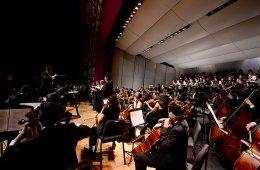 Orquesta Sinfónica Juvenil Silvestre Revueltas y el Coro...