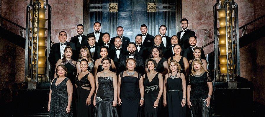 Solistas Ensamble de Bellas Artes y Tempus Fugit Ensamble