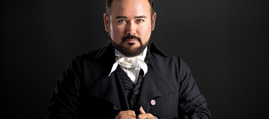 Javier Camarena y la Orquesta Filarmónica de Acapulco