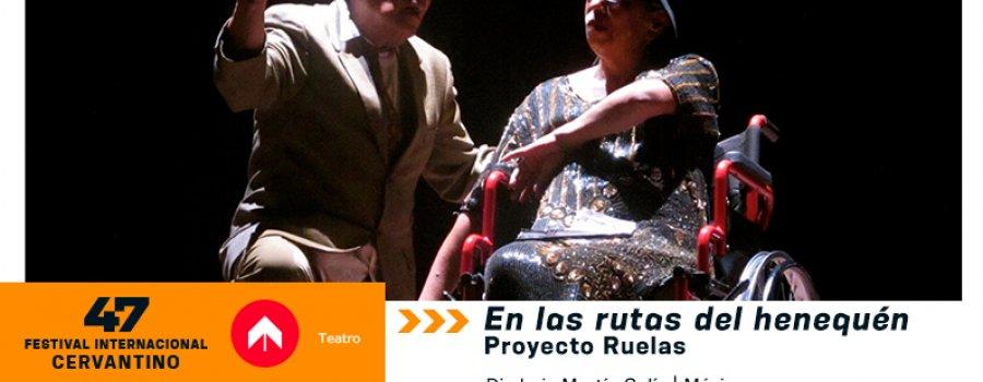 Proyecto Ruelas: en las rutas del henequén