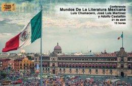 Mundos de la literatura mexicana