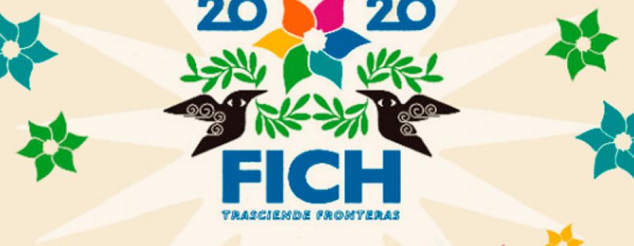 Buenos Aires - Ciudad de México, con escalas: FICH 2020