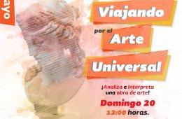 Viajando por el Arte Universal - Mayo