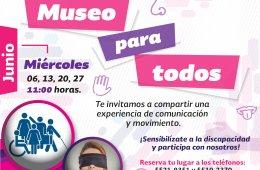 Museo para todos - Junio
