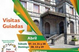 Visitas Guiadas - Abril
