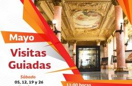 Visitas Guiadas - Mayo