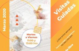 Visitas Guiadas - Marzo 2020