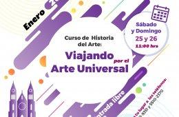 Viajando por el Arte Universal