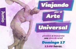 Viajando por el Arte Universal - Junio